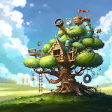 Pirate Tree House