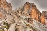 Dolomites Fanis