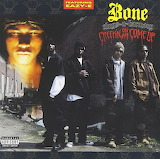 Bone Thugs-N-Harmony Creepin' On Ah Come Up Album Cover