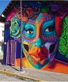 Mural Art - Puerto Vallarta, Mexico