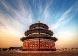 The Temple of Heaven-China...
