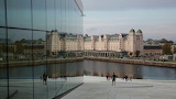 View From Oslo Opera House, Norway