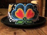 Contemporary First Nations Bead Work