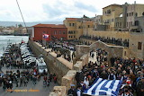 Chania 104yrs anniversary of accession to Greece