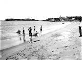 Terrigal Beach, 1914 CCLS Collection