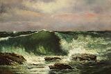 Vagues-tempête-peinture