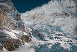 Switzerland Mountains Winter Eigergletscher Alps