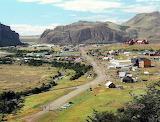 Argentinië Santa-Cruz Patagonië El-Chalten