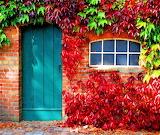 Autumn - house