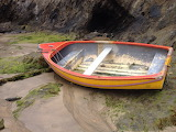 Kleines Ruderboot