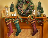 ^ Christmas - The stockings were hung...