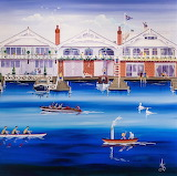 Henley Boating - Anne Blundell