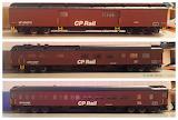 CP Rail MOW Cars