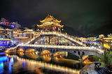Night-view-xueqiao-snow-bridge-one-four-most-beautiful-landscape