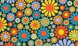 #Flower Power Wallpaper