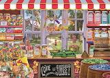 Sweet Shop - Steve Crisp