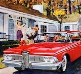 Fall Friends~ 1959 Edsel