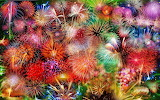 #Beautiful Fireworks