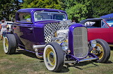 Ford 32 rod purple MOD
