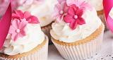 #Flowery Cupcakes