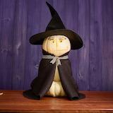 Bewitched Pumpkin