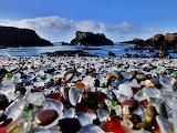 Glass Beach California USA