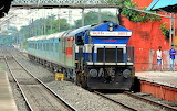 Fastest diesel locomotive in India