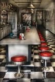 50's Ice Cream Parlor