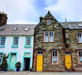 House in Kirkcudbright, Scotland