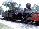 Heisler Steam Locomotive