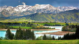 spring in the Pyrenees