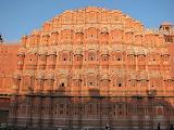 Sunrise Hawa Mahal Palace of Winds India