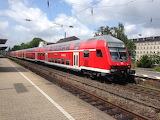 Train in Germany