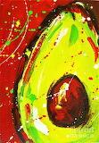 #Crazy Avocado 3 by Patricia Awapara