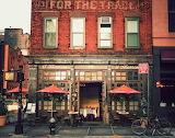 New York City Tribeca Cafe