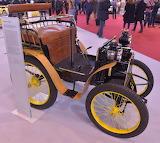 1898 Renault frères voiturette type A
