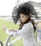 Lady at Ascot