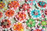 Candy cakes @  Los Detalles de Bea