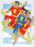 Marvel Family by Hembeck