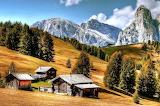 ^ Dolomites Italy