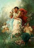 Oath of love~ Hans Zatzka