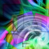 colorful fractal!