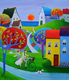 Lets go to a Party -Iwona Lifsches
