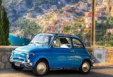 Fiat 500 Positano Amalfi