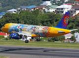 Amazing plane