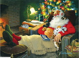 Break Time for Santa~ TomNewsom