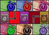 ☺♥ Clocks...