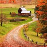 Vermont, New England, USA