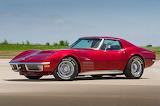 1971 Chevrolet Corvette 454ci Stingray