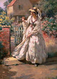 The Morning Walk ~ William Kay Blacklock